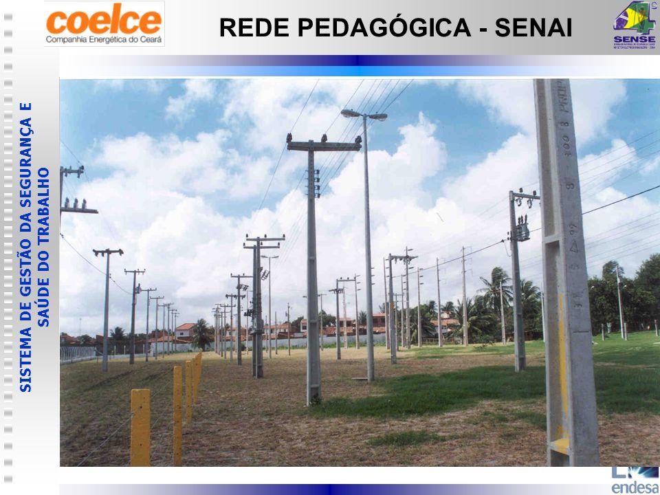 REDE PEDAGÓGICA - SENAI
