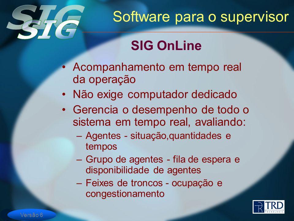Software para o supervisor