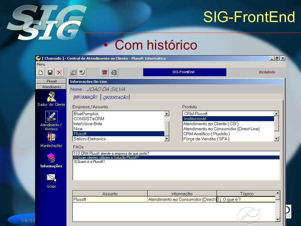 SIG-FrontEnd Com histórico SIG-FrontEnd