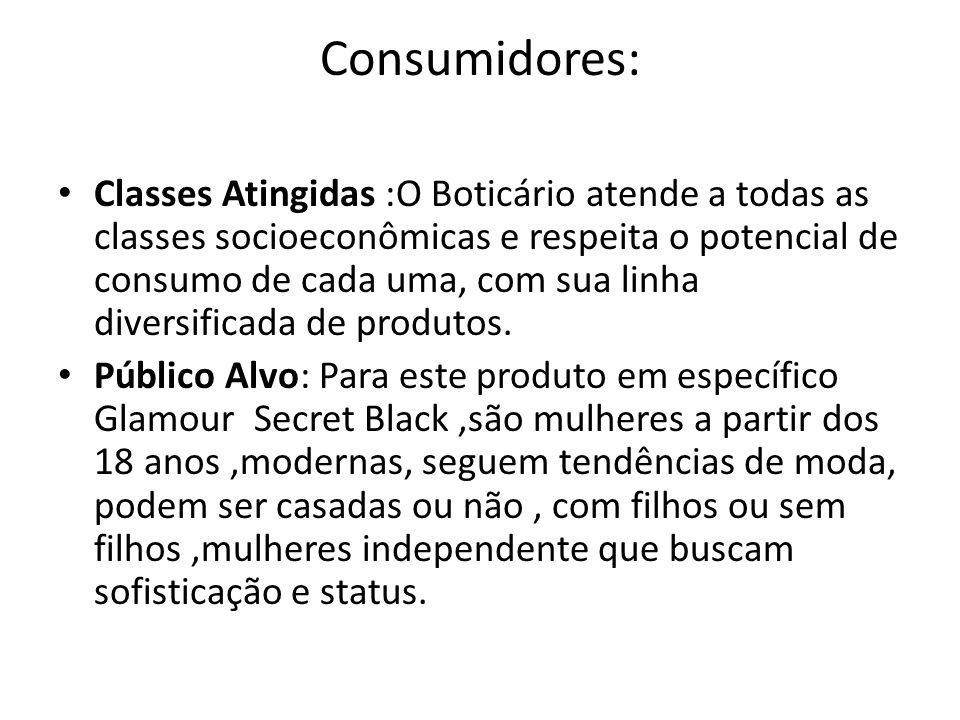 Consumidores: