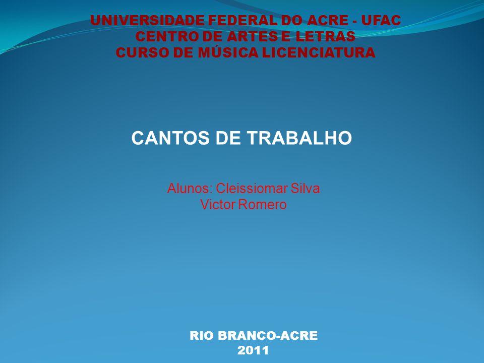 Alunos: Cleissiomar Silva
