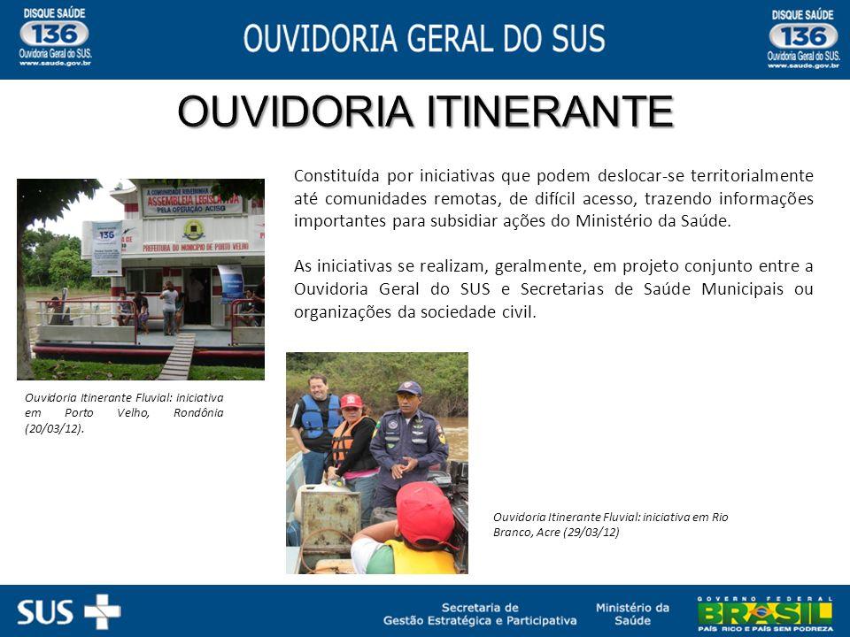 OUVIDORIA ITINERANTE