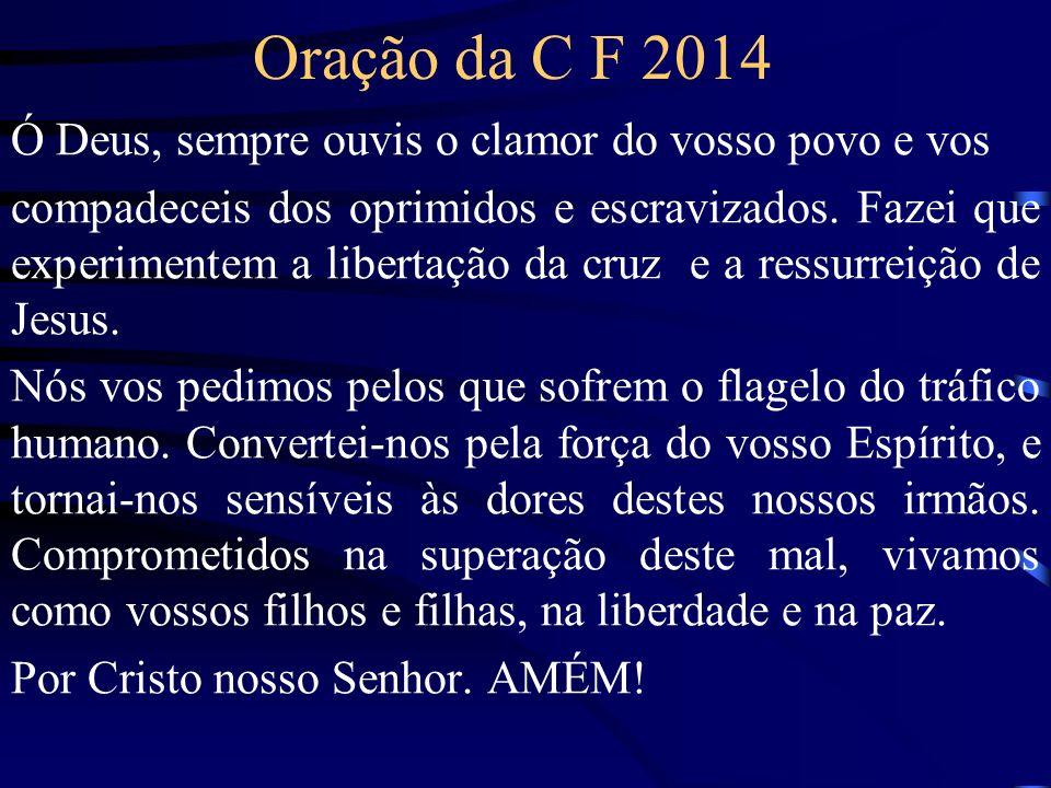 Oração da C F 2014