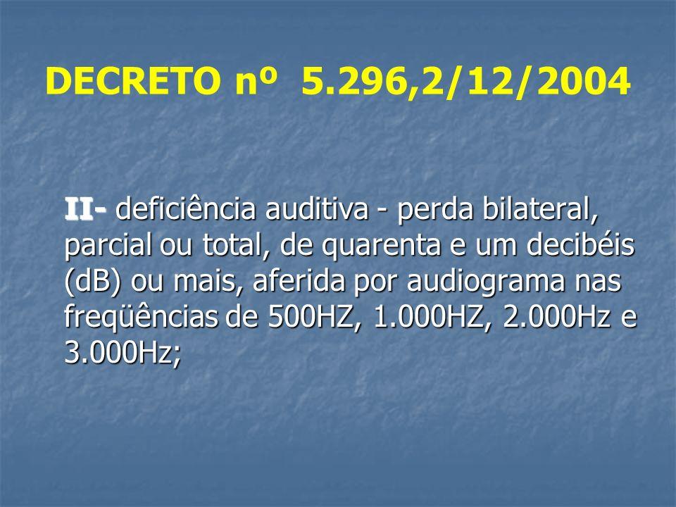 DECRETO nº 5.296,2/12/2004