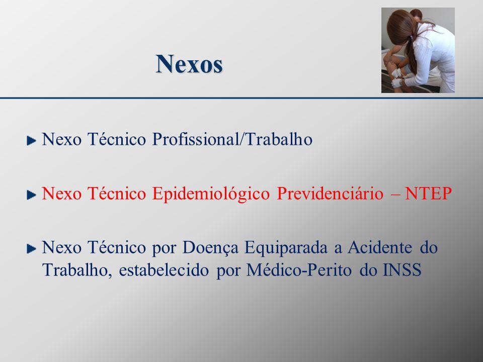 Nexos Nexo Técnico Profissional/Trabalho