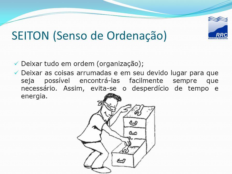 SEITON (Senso de Ordenação)