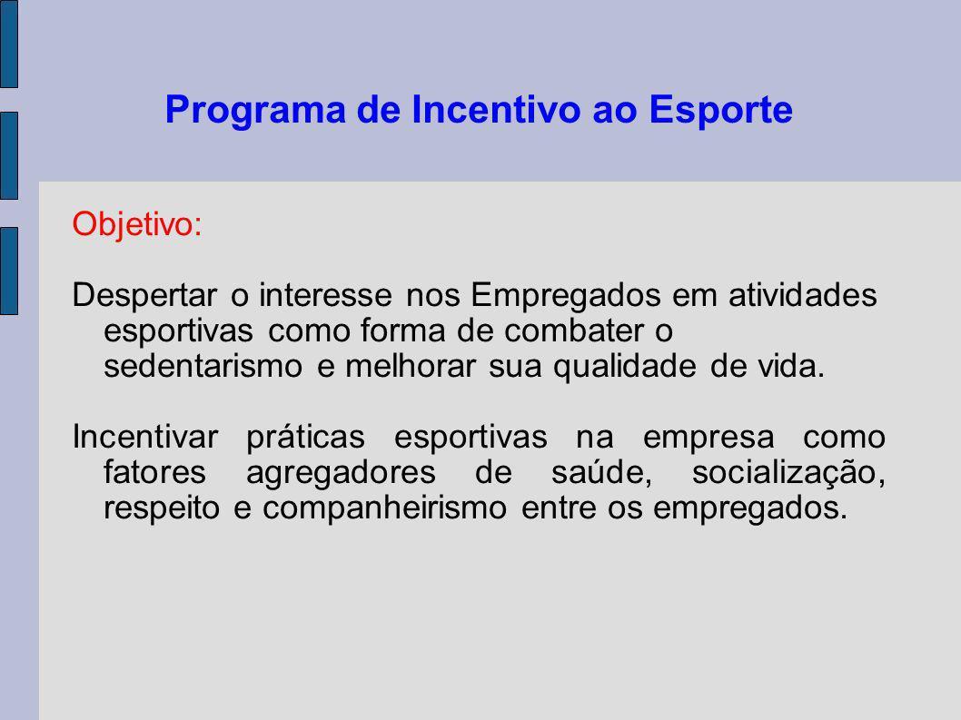 Programa de Incentivo ao Esporte
