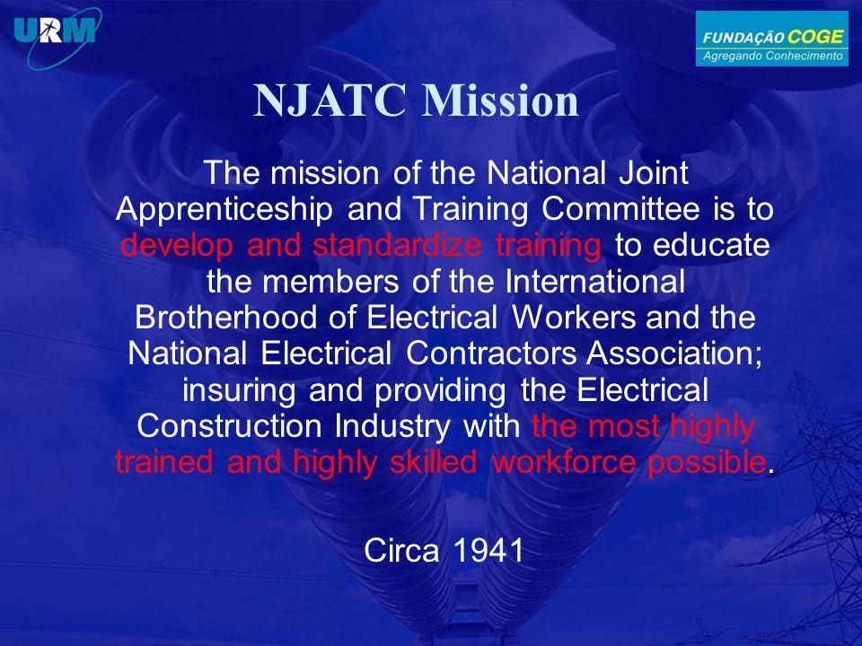 NJATC Mission