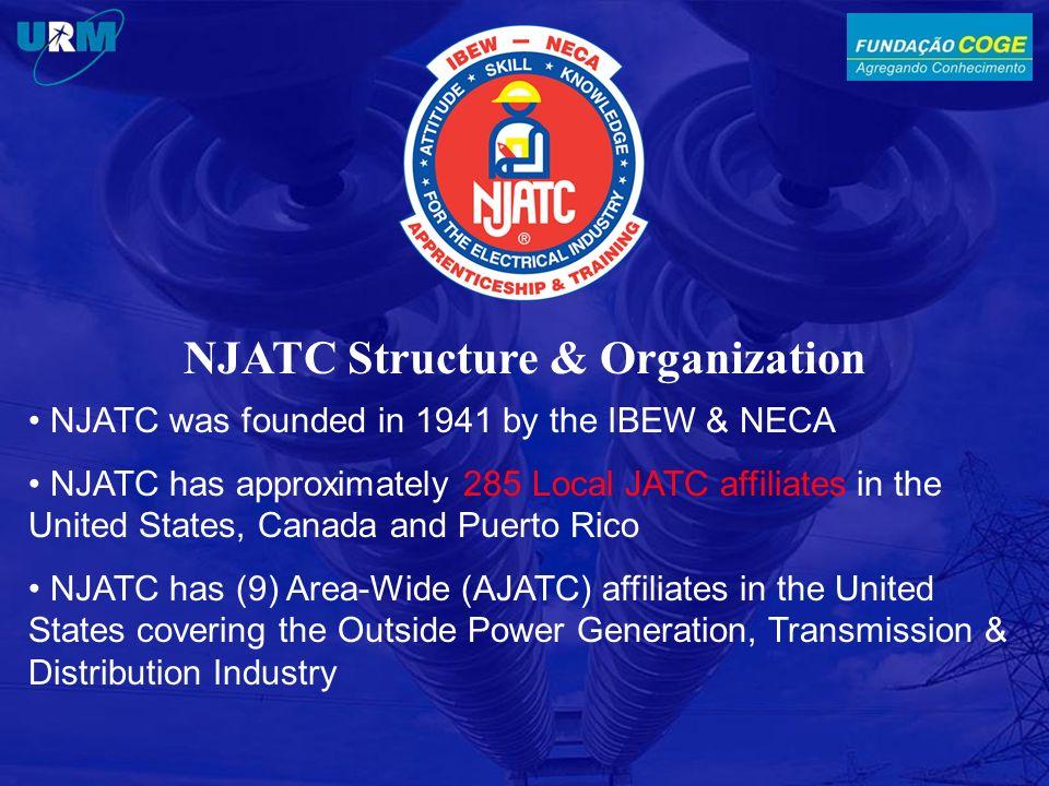 NJATC Structure & Organization