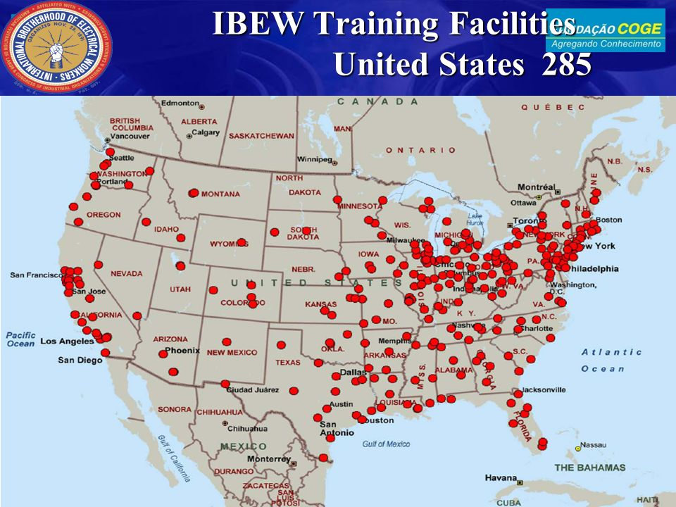 IBEW Training Facilities United States 285
