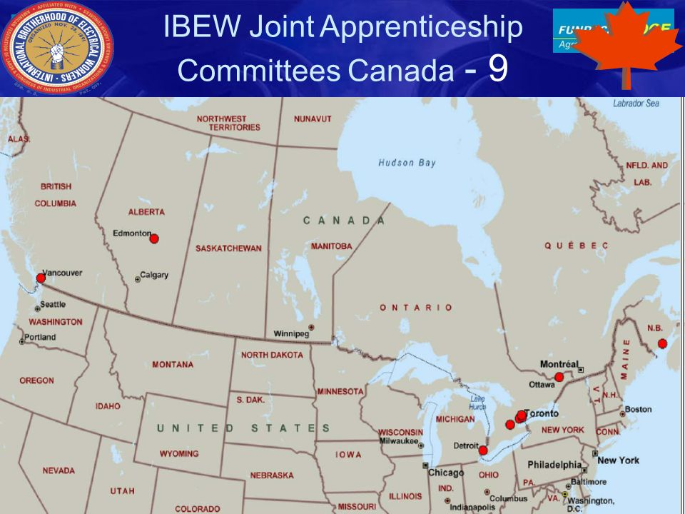 IBEW Joint Apprenticeship Committees Canada - 9