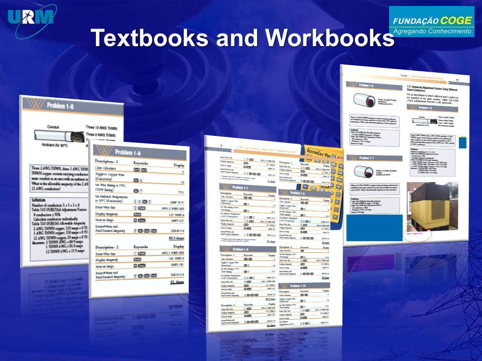 Textbooks and Workbooks