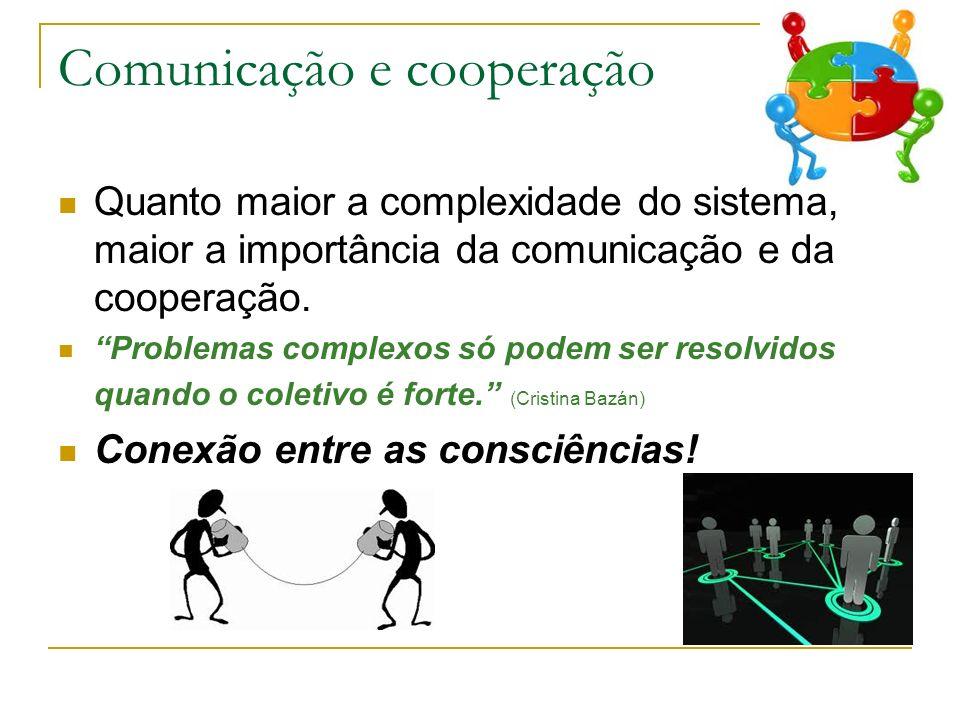 Comunicação e cooperação