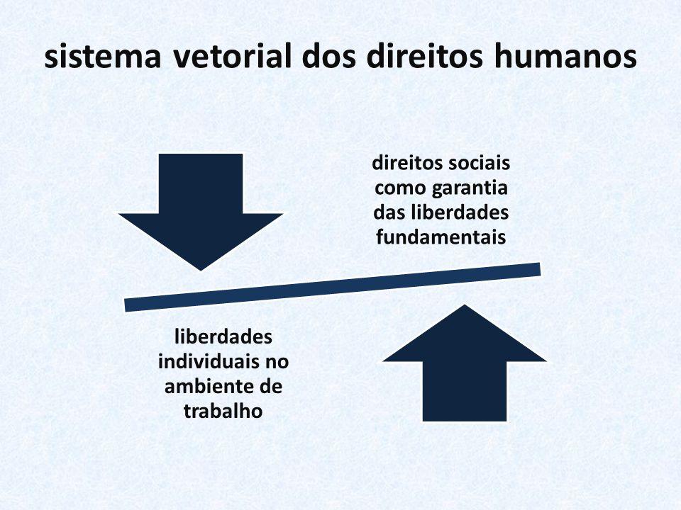 sistema vetorial dos direitos humanos