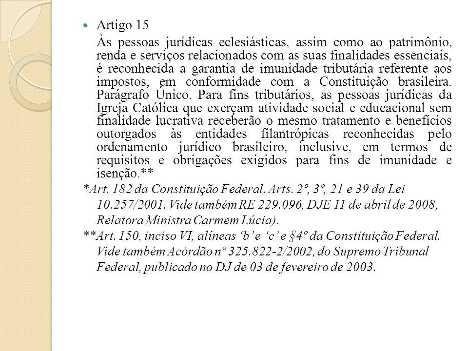Artigo 15