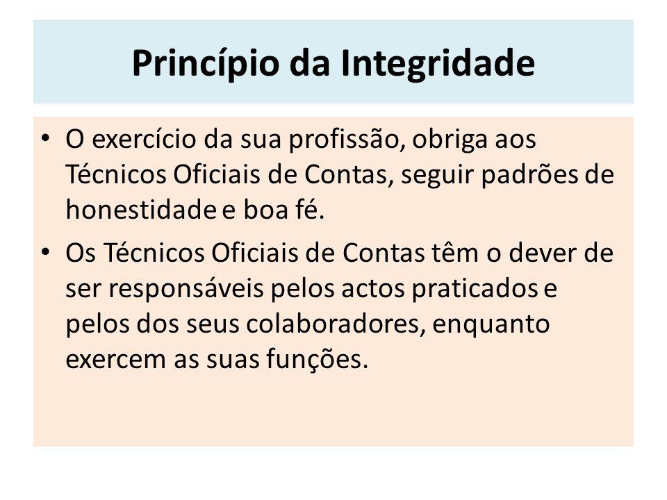 Princípio da Integridade
