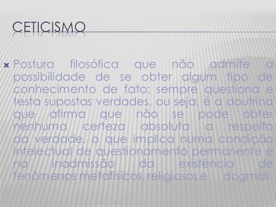 Ceticismo