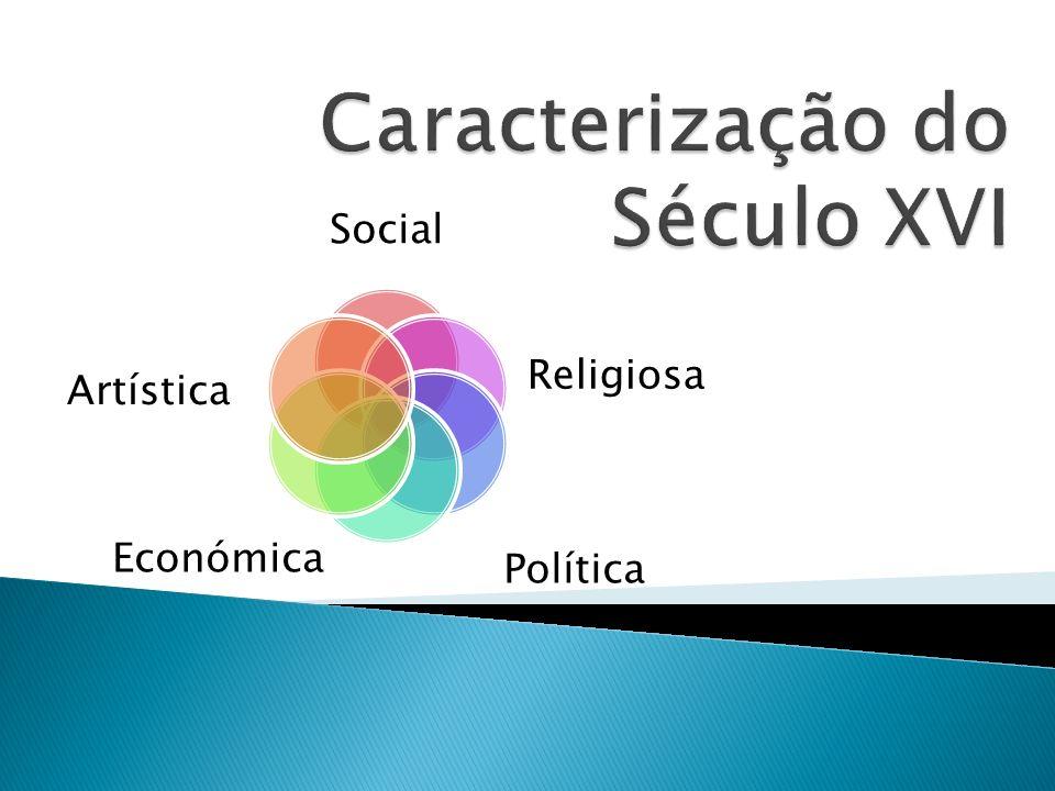 Caracterização do Século XVI