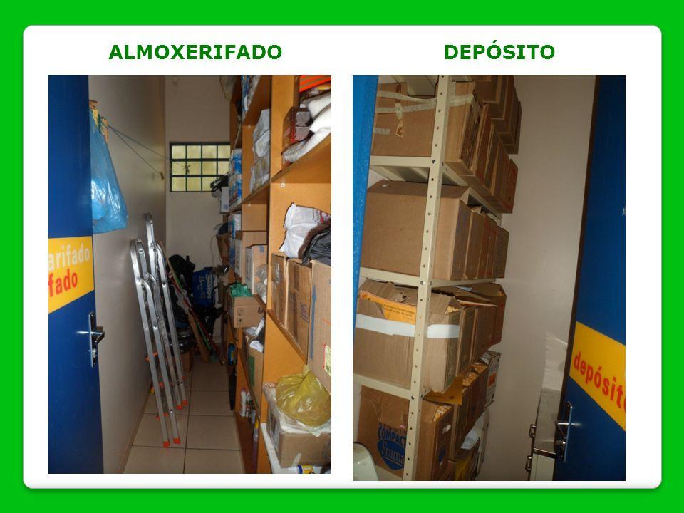 ALMOXERIFADO DEPÓSITO