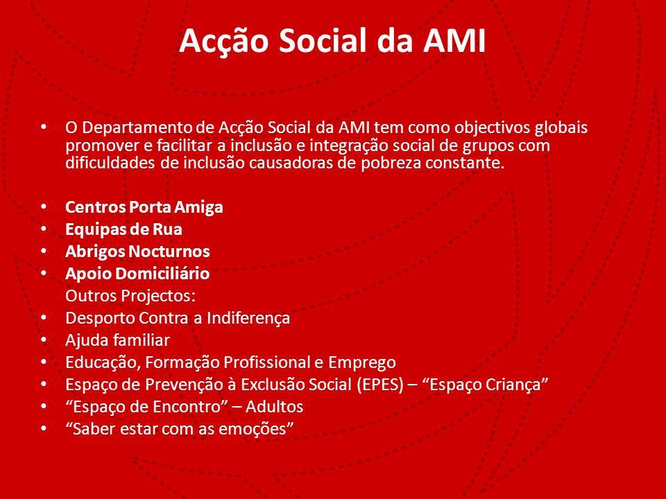 Acção Social da AMI