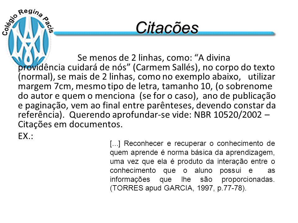 Citacões