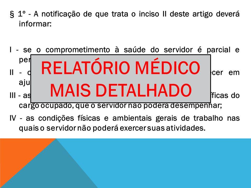 RELATÓRIO MÉDICO MAIS DETALHADO