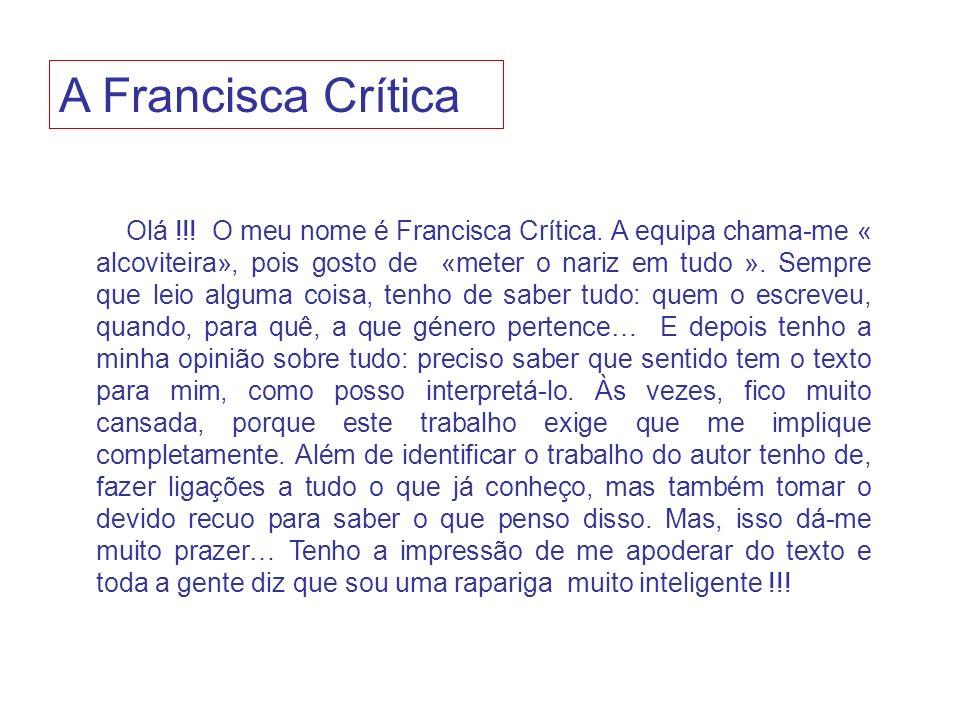 A Francisca Crítica