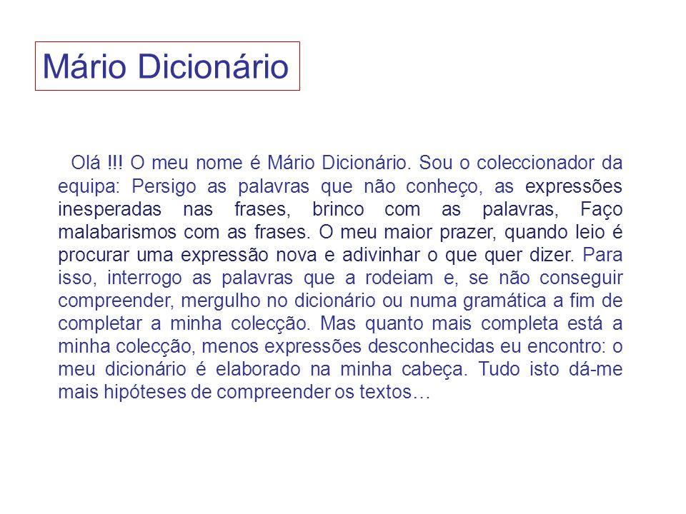Mário Dicionário