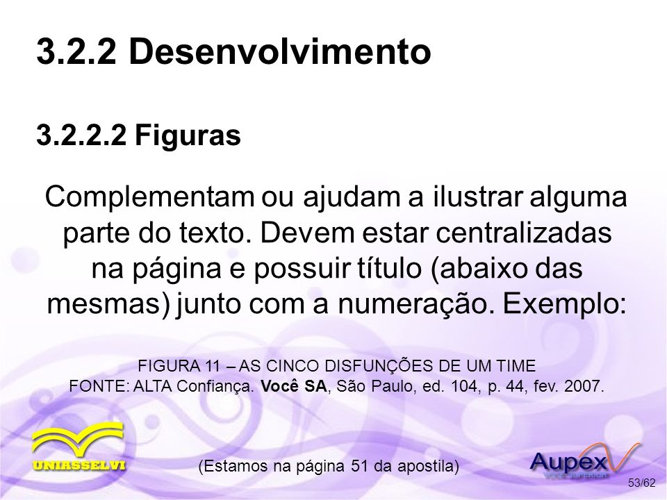 3.2.2 Desenvolvimento 3.2.2.2 Figuras
