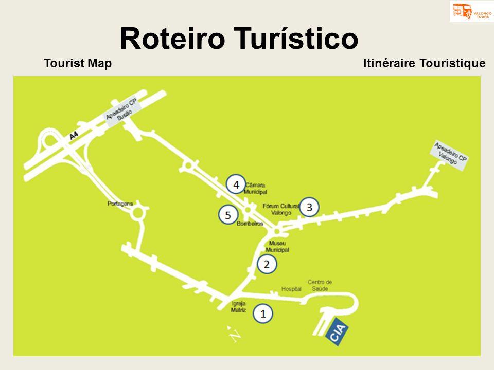 Itinéraire Touristique