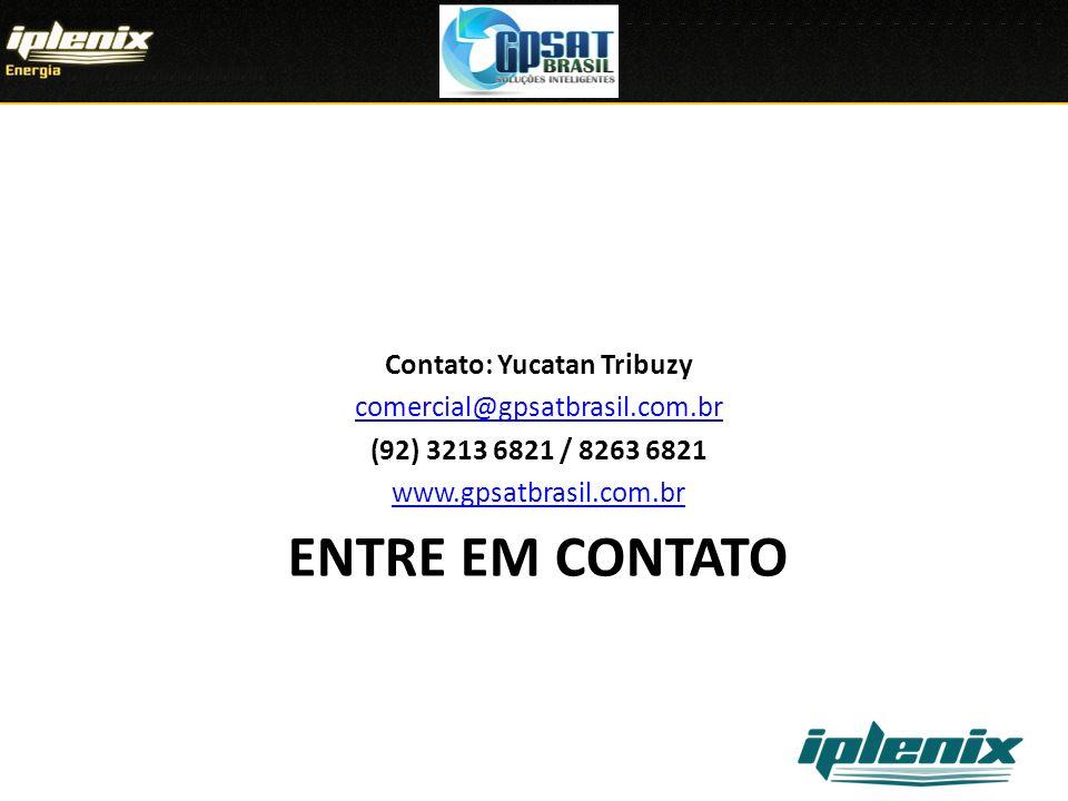Contato: Yucatan Tribuzy