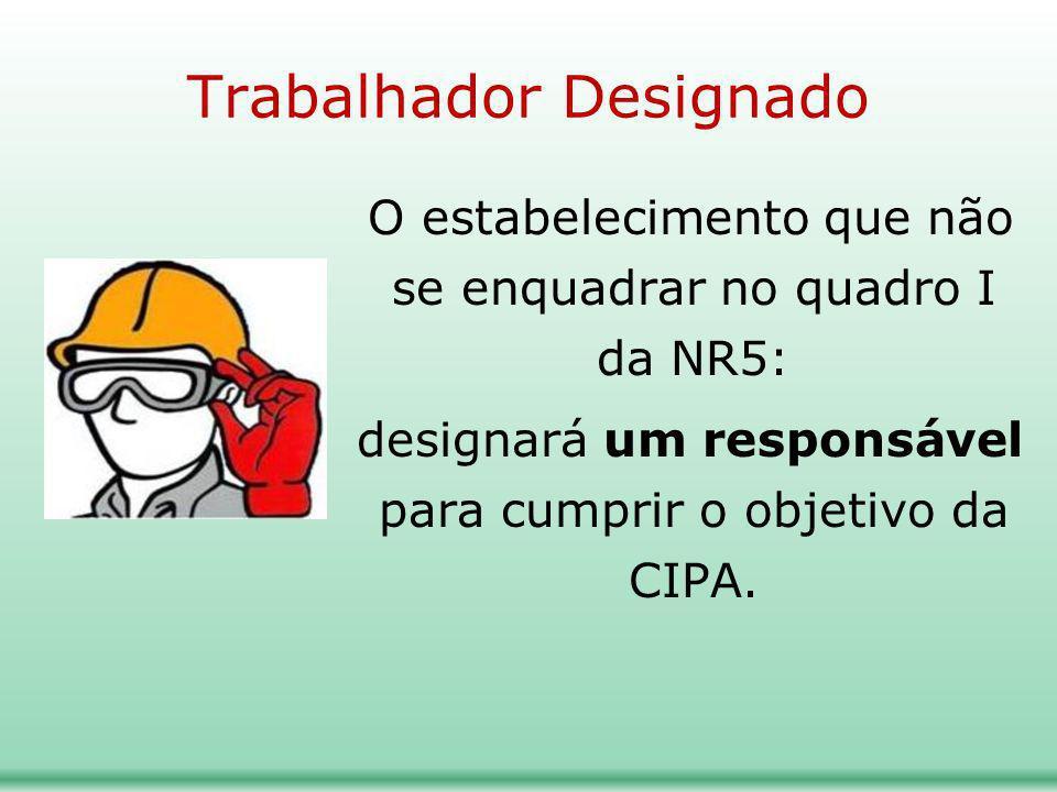 Trabalhador Designado