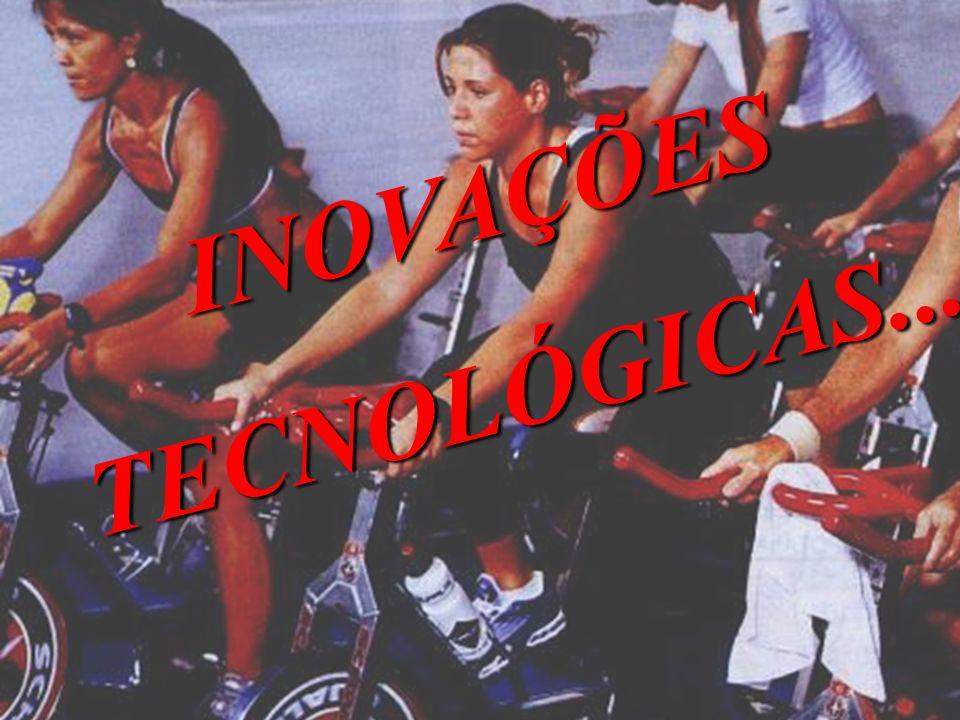 INOVAÇÕES TECNOLÓGICAS...