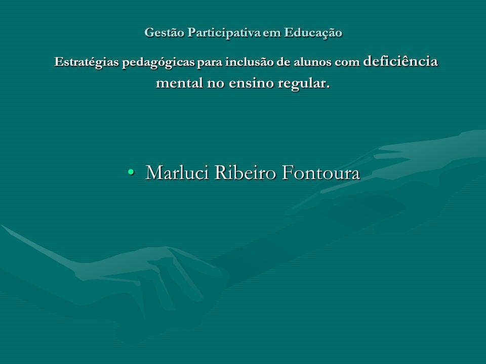 Marluci Ribeiro Fontoura