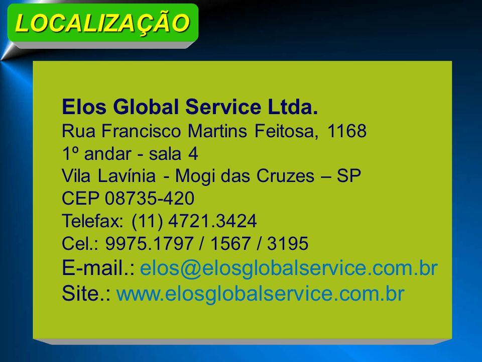 LOCALIZAÇÃO Elos Global Service Ltda.