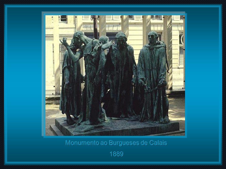 Monumento ao Burgueses de Calais