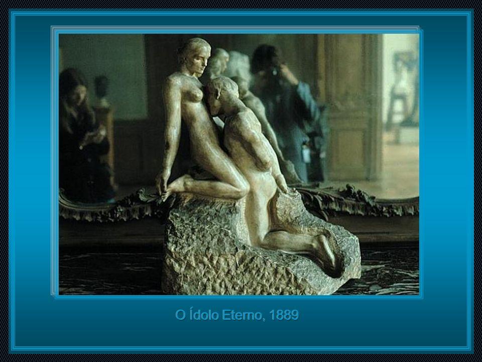 O Ídolo Eterno, 1889