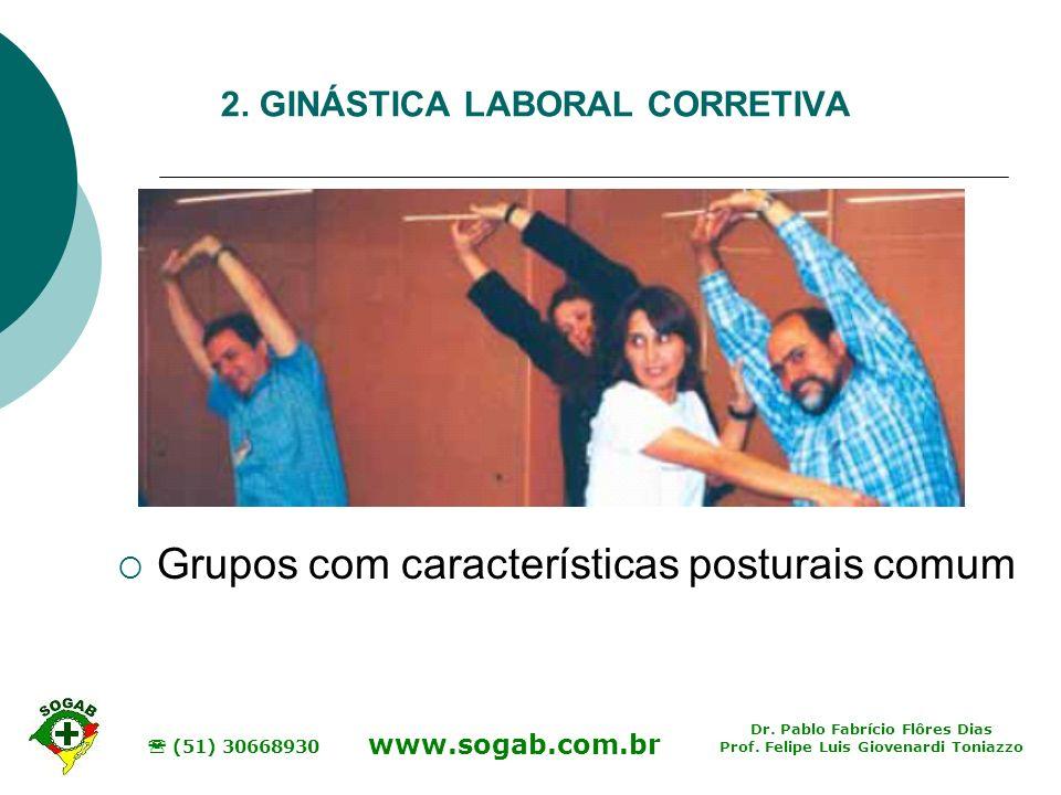 2. GINÁSTICA LABORAL CORRETIVA