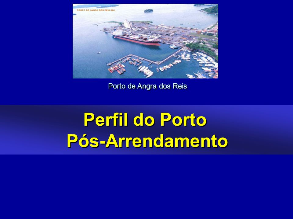 Perfil do Porto Pós-Arrendamento