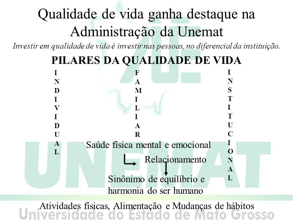Qualidade de vida ganha destaque na Administração da Unemat