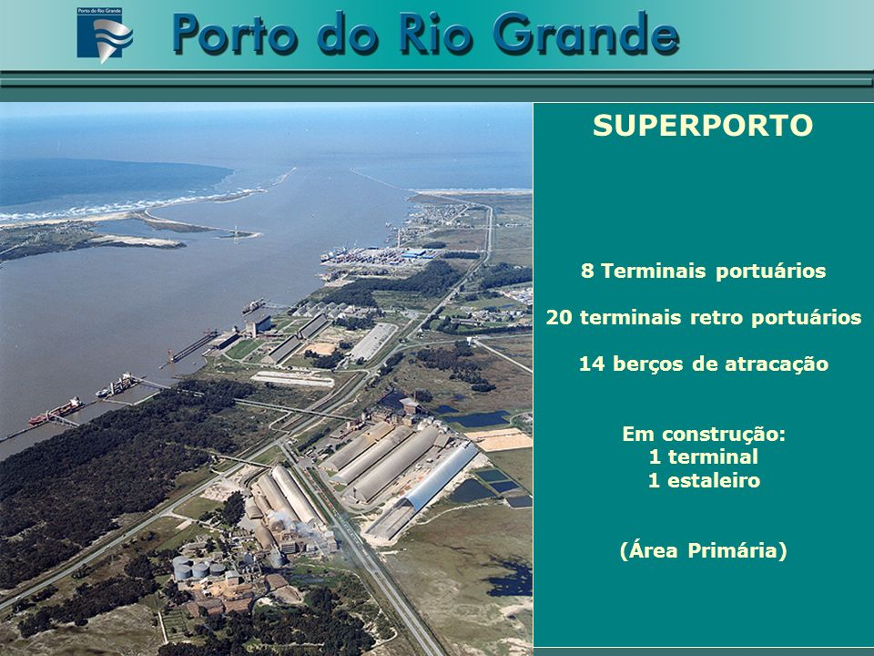 20 terminais retro portuários