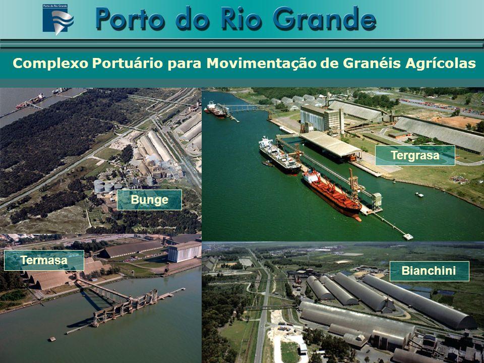 Complexo Portuário para Movimentação de Granéis Agrícolas