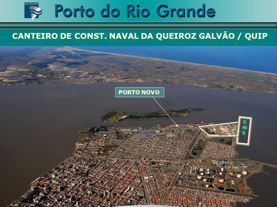 CANTEIRO DE CONST. NAVAL DA QUEIROZ GALVÃO / QUIP