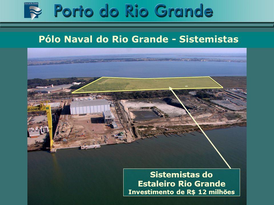 Pólo Naval do Rio Grande - Sistemistas