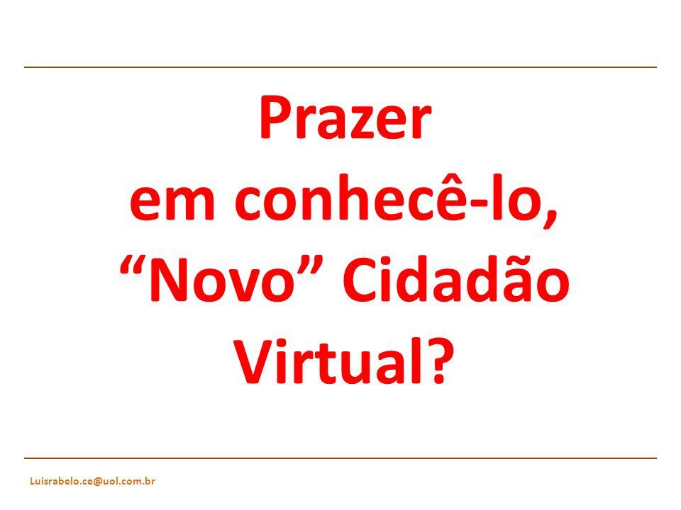 Novo Cidadão Virtual
