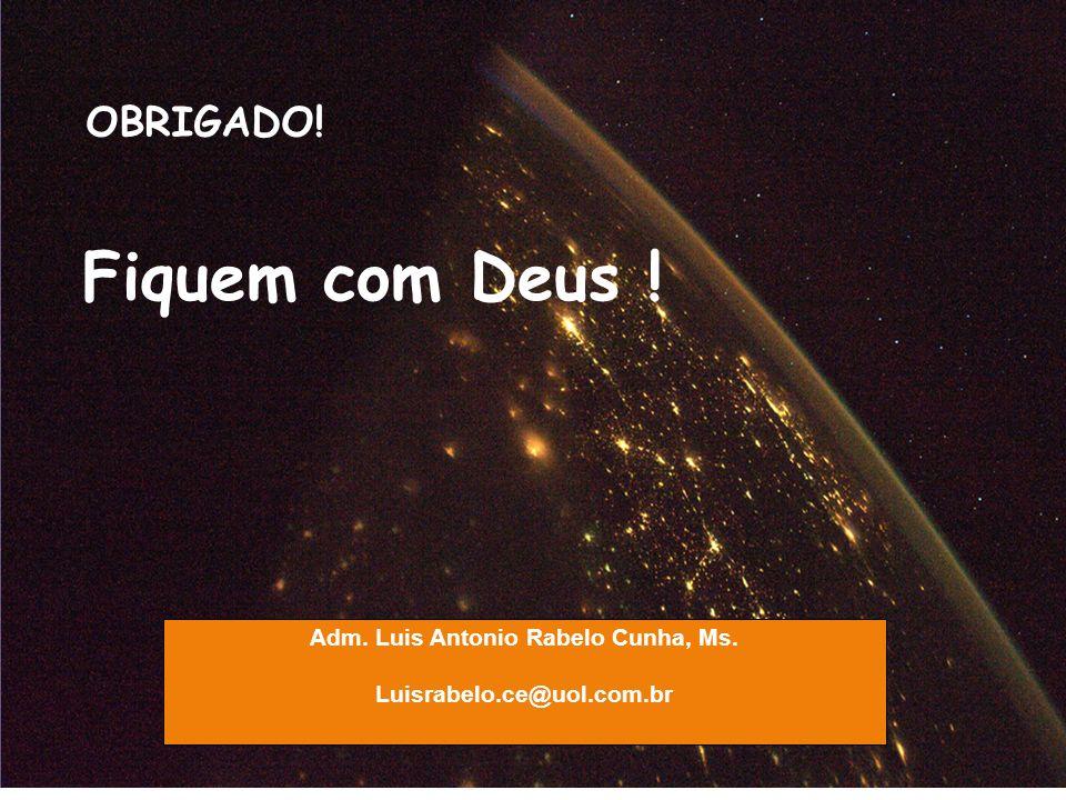 Adm. Luis Antonio Rabelo Cunha, Ms.