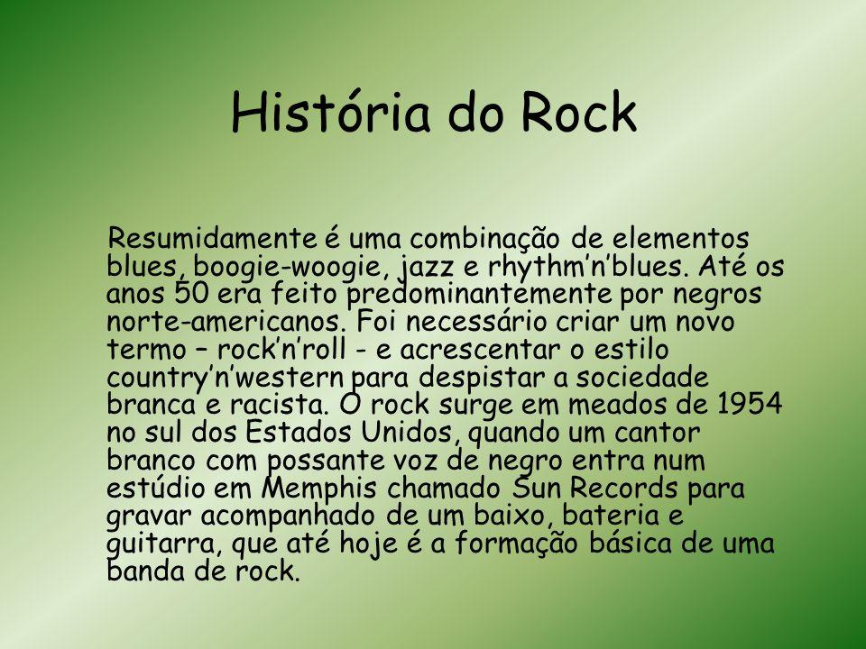 História do Rock