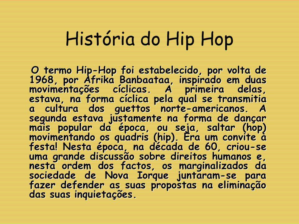 História do Hip Hop