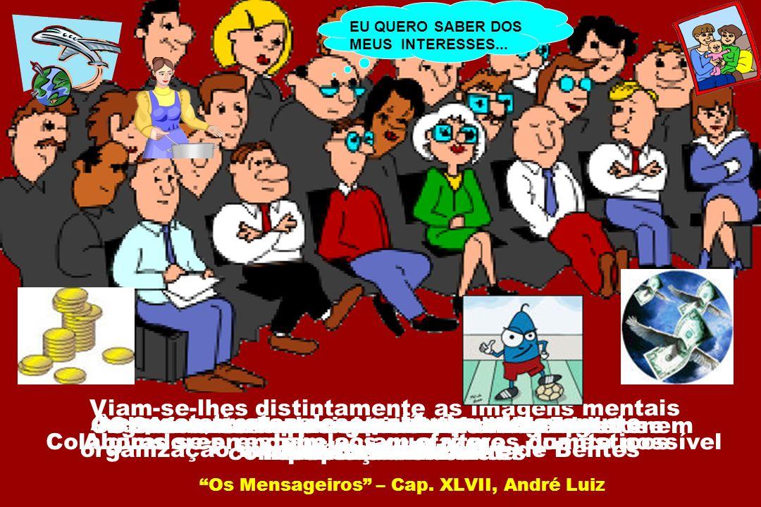 Os Mensageiros – Cap. XLVII, André Luiz