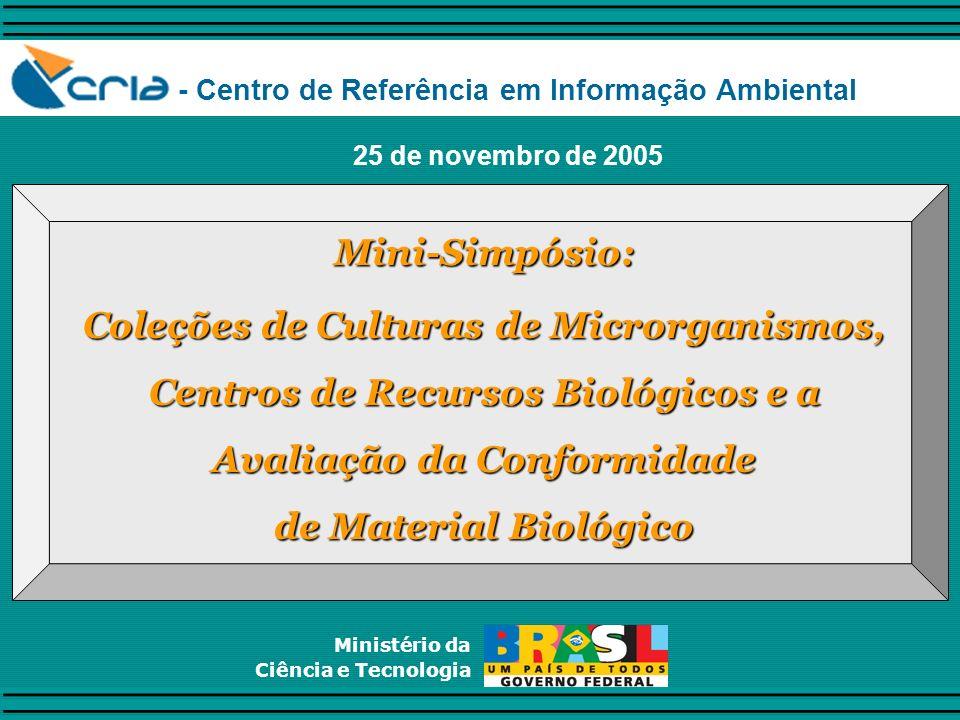 - Centro de Referência em Informação Ambiental